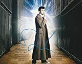 #4: DAVID TENNANT DOCTOR WHO SIGNED 8X10 PHOTO AUTHENTIC AUTOGRAPH BBC COA