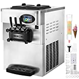 VEVOR 2200W Soft Ice Cream Machine, free shipping