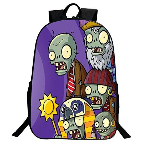 Gumstyle Plants vs. Zombies Satchel Backpack School Bag for Children 11]()