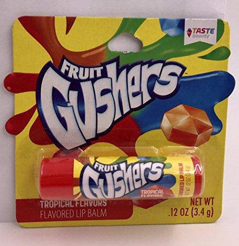 Taste Beauty Gushers Tropical Flavors Lip Balm, 1 Lip - Gushers Fruit Lip Balm