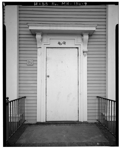 Photo: - R. F. Jones House,4001 Minnehaha Parkway,Minneapolis,Hennepin County,MN 7
