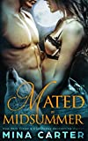 Mated by Midsummer (Stratton Wolves) by  Mina Carter in stock, buy online here