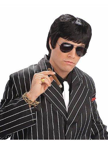 Forum Novelties, Costume Scarface Tony Montana Wig, Multi, One -