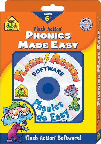 - Phonics Made Easy (Flash Action Software)