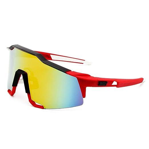 Gafas de sol polarizadas deportivas cool Big Men Riding Glasses ...
