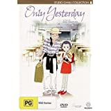 Only Yesterday (Studio Ghibli Collection) DVD