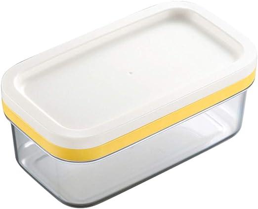 PT-KMKMING caja de mantequilla para cortar queso fresco, pan ...