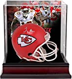 Tyreek Hill Kansas City Chiefs Autographed Riddell Mini Helmet with Deluxe Mini Helmet Case - Fanatics Authentic Certified