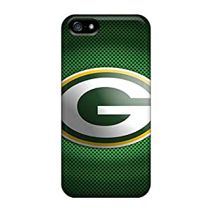 MattDFamer Iphone 5/5s Hybrid Tpu Case Cover Silicon Bumper Green Bay Packers 11