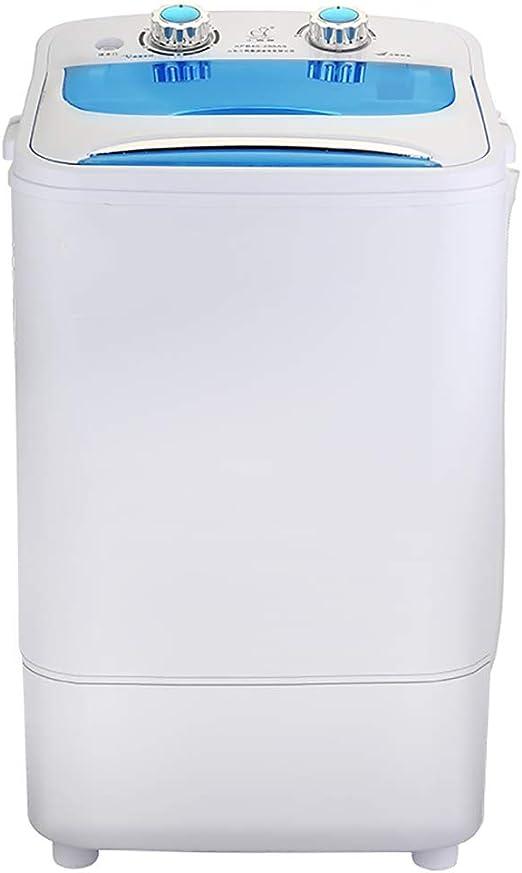 lavadora Micro Cilindro con esterilización Azul y función de ...