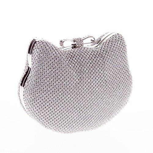 FUBULE Silver Or Femme Pochette doré pour 8AnC8T6q
