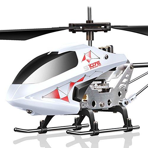 Pinjeer Resistencia a la caída de Control Remoto avión avión Juguete RC helicóptero Estable fácil de Aprender Buena...