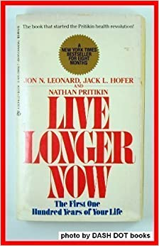 Live Longer Now by Prit (1986-01-01)