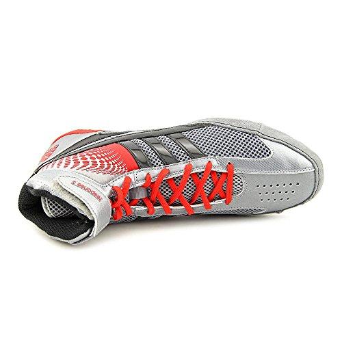 Chaussure De Lutte Adidas Catch Wrestling 3.1 Rouge / Noir