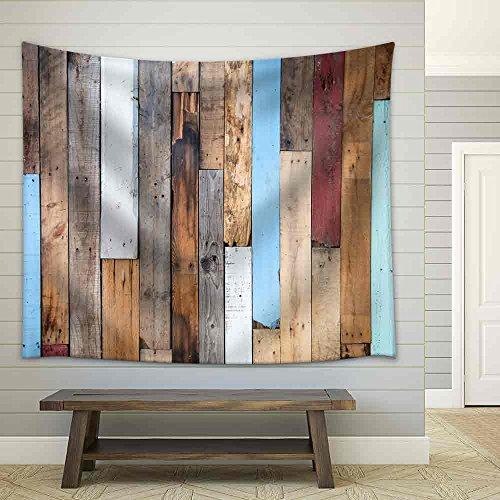 Wood Wall and Wood Texture Fabric Wall