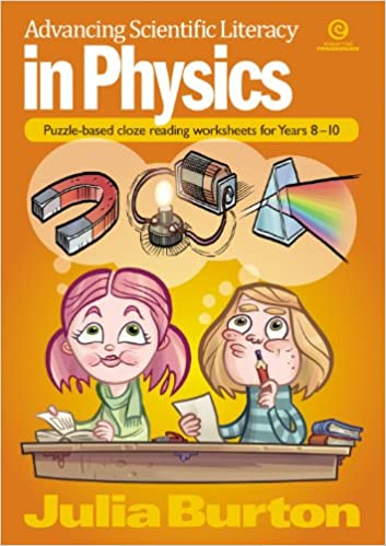 Advancing Scientific Literacy in Physics: Puzzle-based Cloze ...