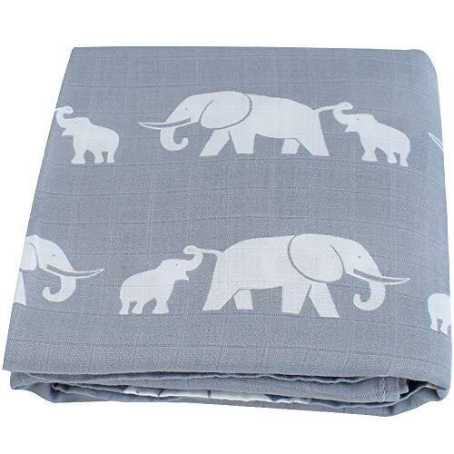 LifeTree Muslin Swaddle Blankets - 47