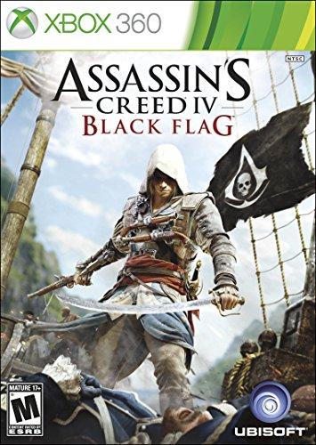 Assassin's Creed IV: Black Flag for Xbox - Black Creed Assassin