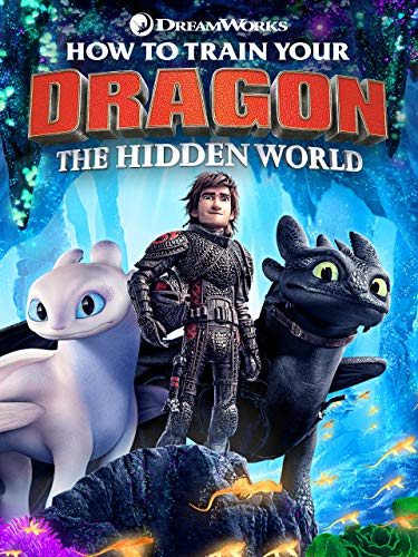 Justin Lizard - How to Train Your Dragon: The Hidden World