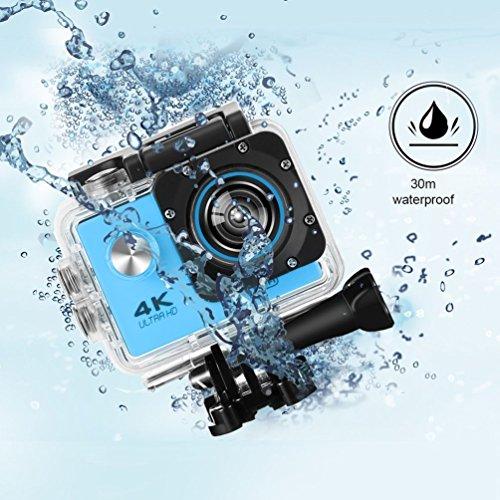 Sj60étanche ultra 4K Wifi HD 1080p Sports Action Camera DVR Cam caméscope