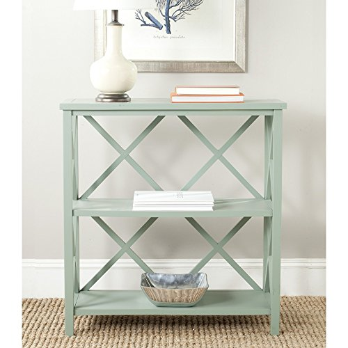 Safavieh American Homes Collection Liam Dusty Green 2-Tier Open -