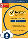 #9: Norton Security Deluxe 5 Device PC/Mac