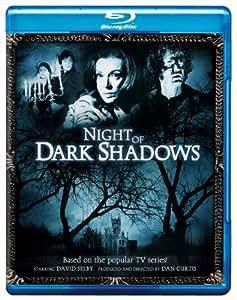 Night of Dark Shadows [Blu-ray] [Import]