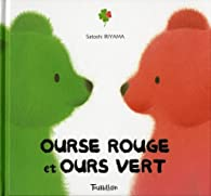 Ourse rouge et Ours vert par Iriyama