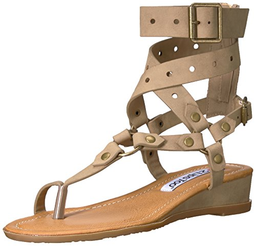 2 Lips Too Women Kaya Dress Sandal Natural