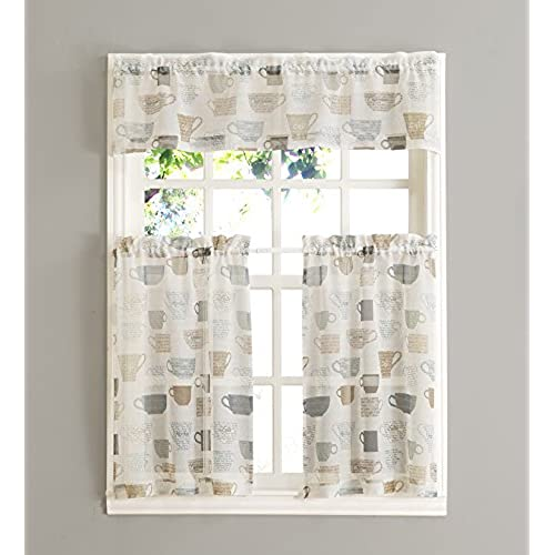 curtain kitchen pin curtains window ideas pinterest modern