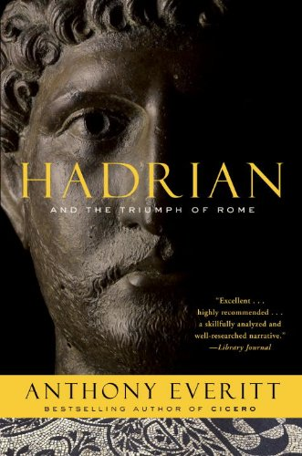 Hadrian and the Triumph of Rome cover