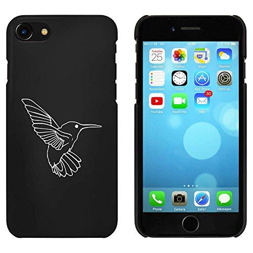 Noir 'Colibri' étui / housse pour iPhone 7 (MC00082227)