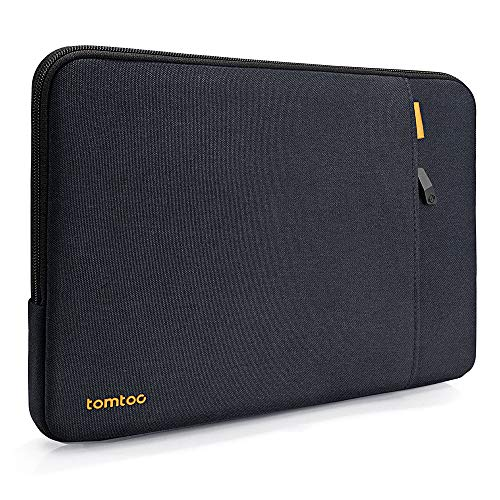 tomtoc 360 Protective Laptop Sleeve for 13 Inch Dell XPS, Huawei MateBook X Pro, 12.9-inch iPad Pro 2018-2020, 11.6 Inch…