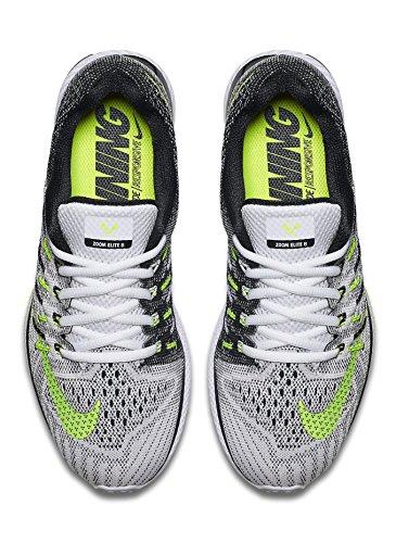 Nike Pied Wmns Course Air Blanc Elite Zoom Cp Chaussures 8 De OqBwrfnOI