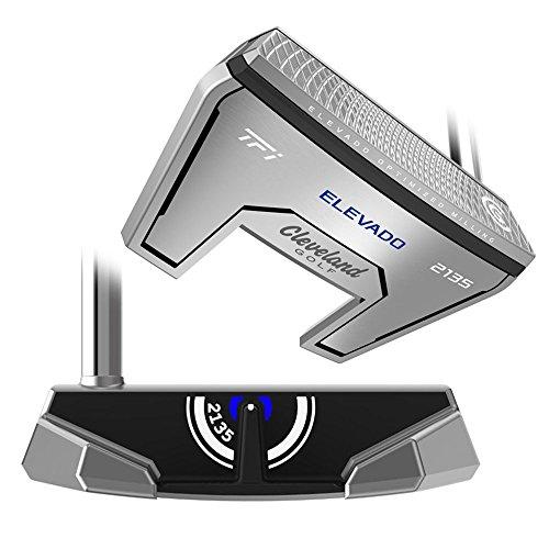 Cleveland Golf 2135 Satin Elevado Putter, 33 Inch