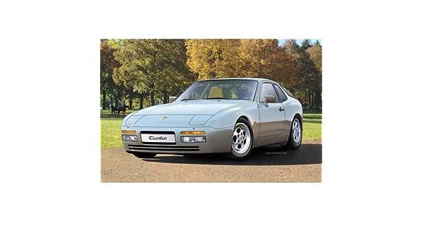 Revell 07363 - Porsche 944 Turbo - Escala 1: 24: Amazon.es: Juguetes y juegos