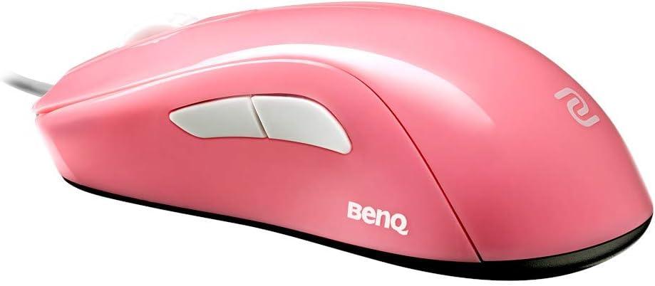 Zowie S2 Divina Version Gaming Maus Pink Computer Zubehör