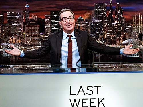 October 6, 2019 (Last Week Tonight With John Oliver Tv Show)