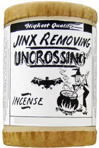High Quality Jinx Removing Uncrossing Powdered Voodoo Incense 16 -