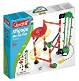 : Quercetti Marble Run with Motorized Elevator, 177 Pieces