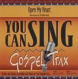 Open My Heart as performed by Yolanda Adams Accompaniment Track