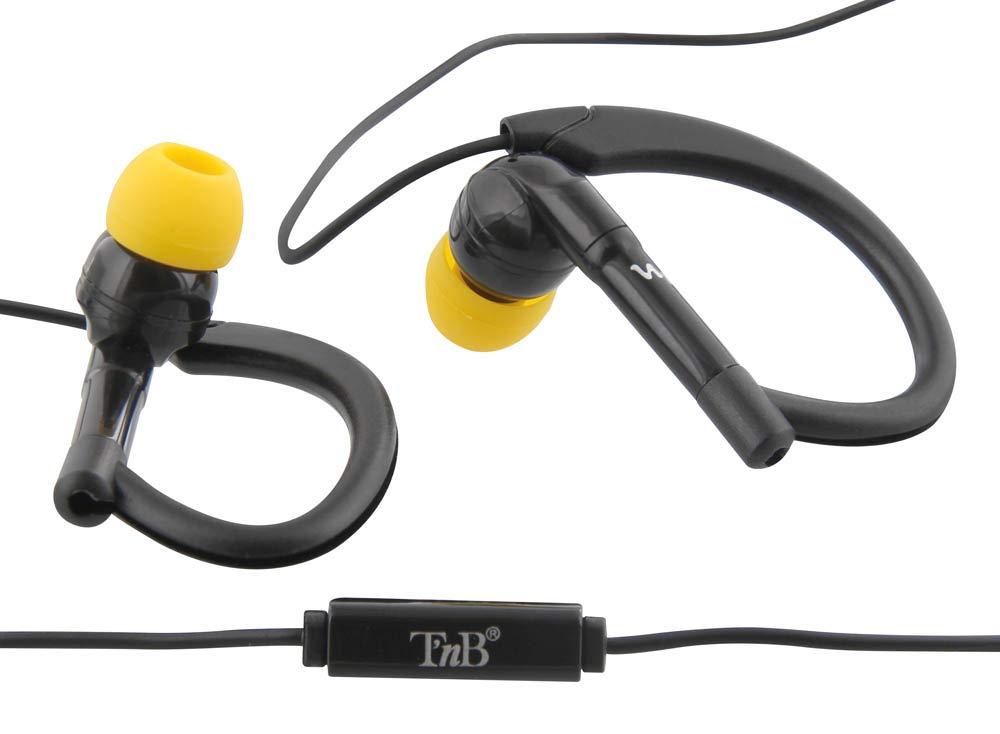 TnB ESSPBEBK - TNB Auriculares manos libres Sport: Amazon.es: Electrónica