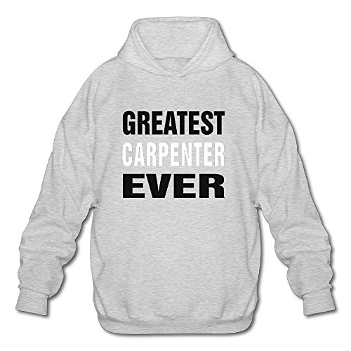 Greatest Carpenter Everlong Sleeve For Men Custom Hoodie (Everlong Sleeve)