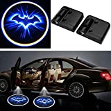 Sedeta 2pcs LED Car Door Welcome Projector Batman Pattern Courtesy Ghost Shadow Light