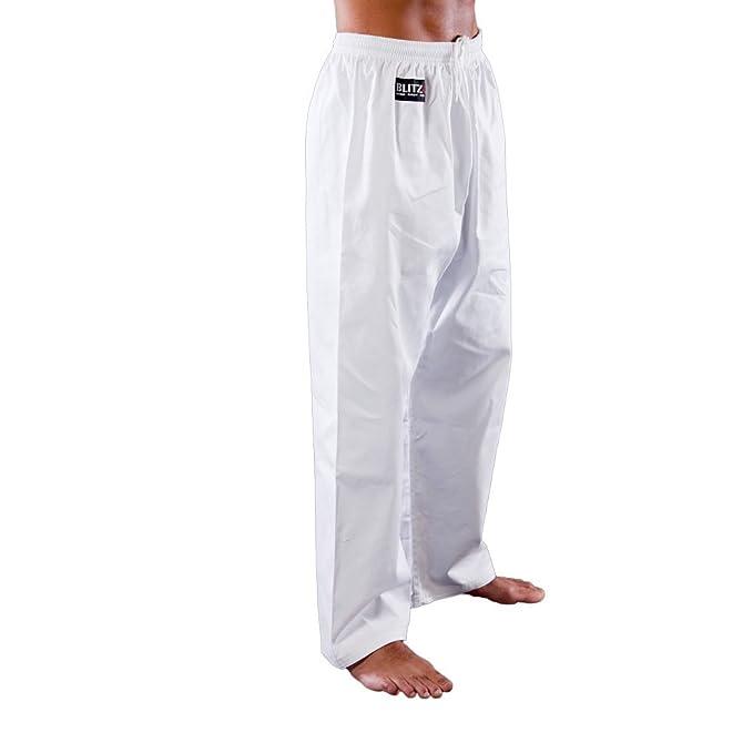 TurnerMAX Quality Cotton karate Martial Arts Uniform Suit gi Kung Fu MMA Black