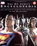 img - for The DC Comics Encyclopedia by Scott Beatty (2004-10-28) book / textbook / text book