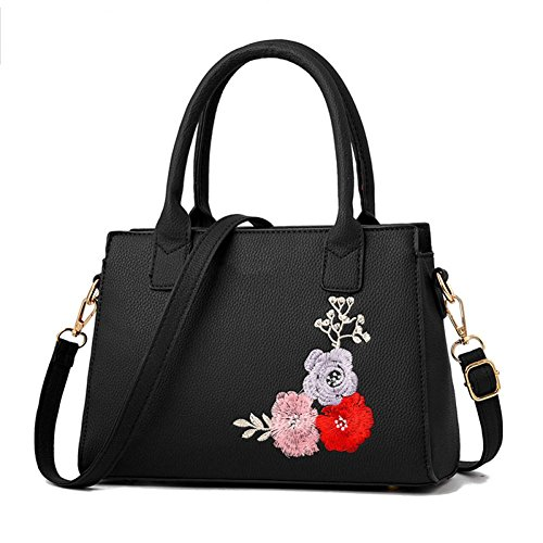 Women Tote Bags Shopping Shoulder Bag Clutches Women Handbags Fashion Bag Bags Black Leather 8OFd8q