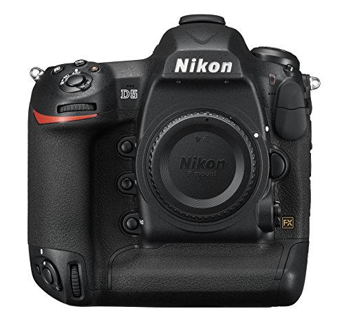 Nikon D5 Full Frame DSLR Camera