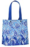 Lilly Pulitzer Reusable Market Shopper Bag, Turtley Awesome