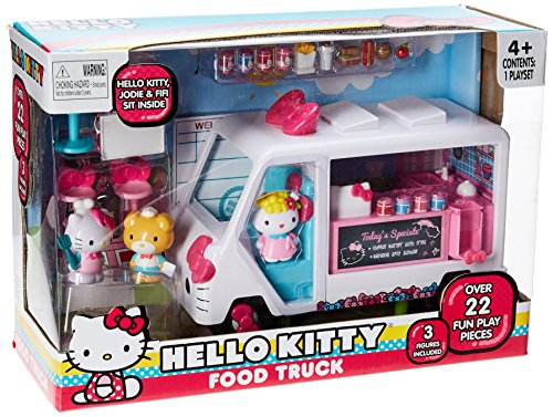Hello Kitty Toy Food : Hello kitty food truck buy online in uae toy products